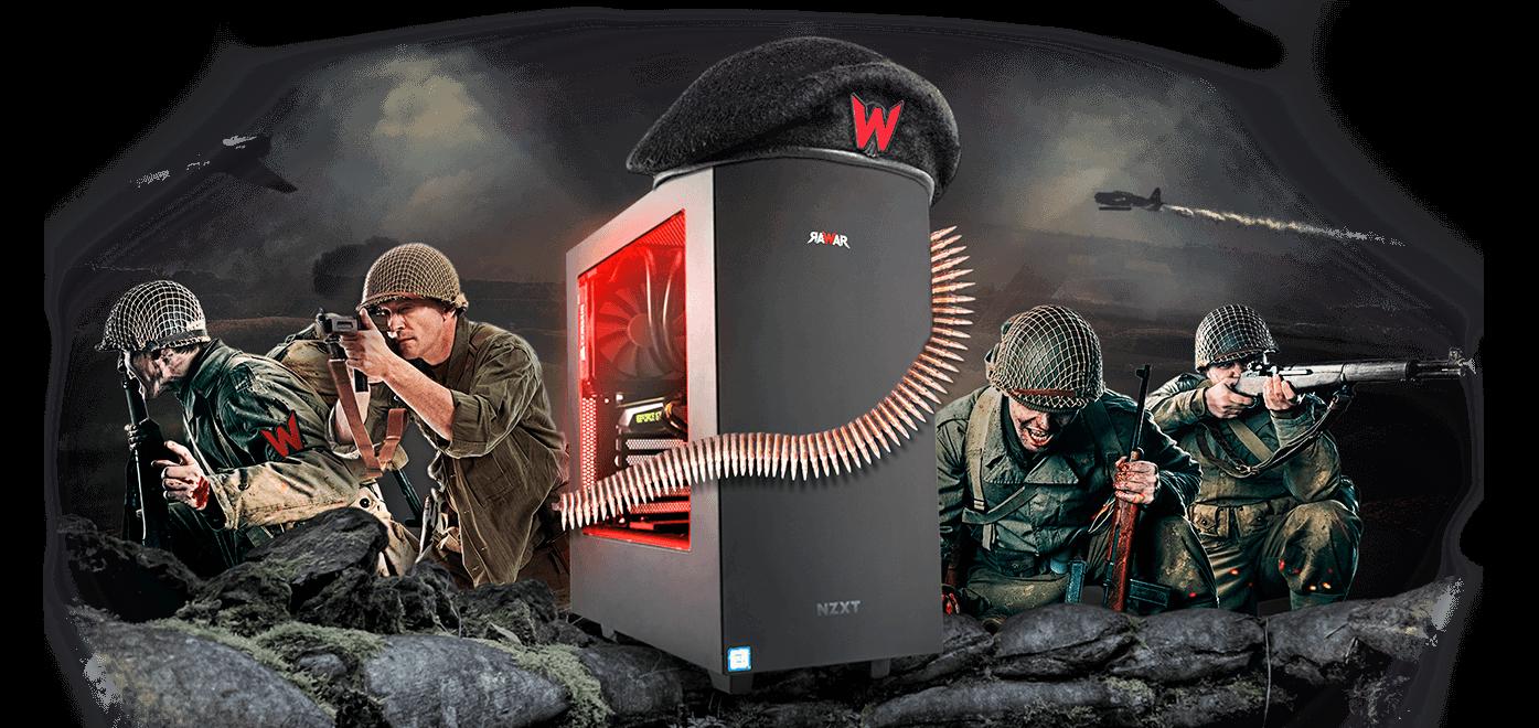 PC RAWAR Apache